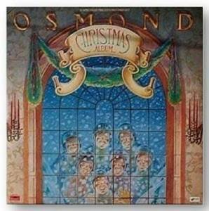 Cover - Osmonds, The: Osmond Christmas Album, The