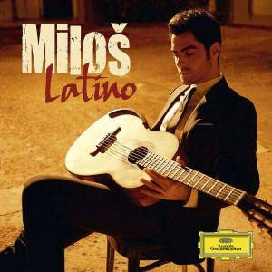 Cover - Jorge Morel: Milos Latino
