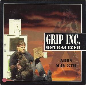 Cover - Grip Inc.: Ostracized