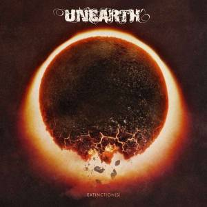 Cover - Unearth: Extinction(s)