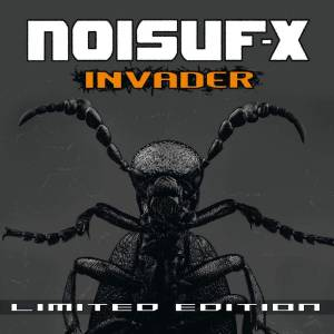 Cover - NOISUF-X: Invander