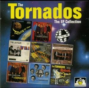 Cover - Tornados, The: EP Collection, The