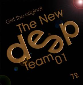 Cover - Beam & Yanou: 72 - The New Deep Team 01