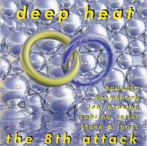 Cover - Kim Lukas: Deep Heat - The 8th Attack
