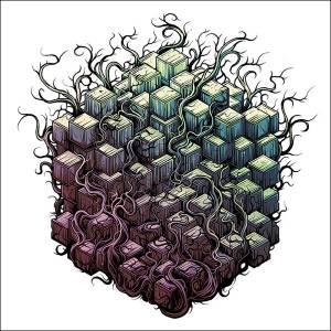 Cover - TesseracT: Errai