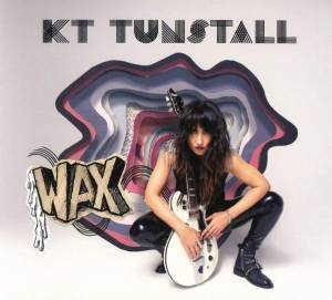 Cover - KT Tunstall: Wax