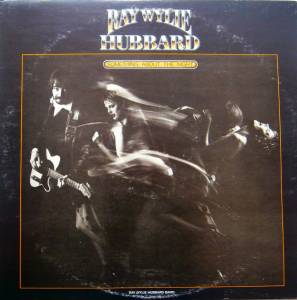 Cover - Ray Wylie Hubbard: Something About The Night