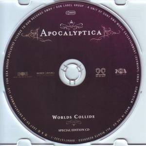 Apocalyptica: Worlds Collide (CD + DVD) - Bild 3