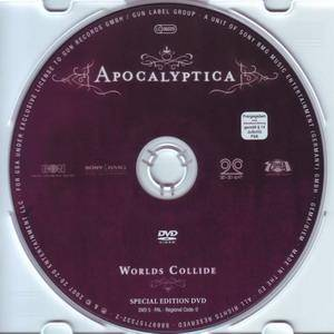 Apocalyptica: Worlds Collide (CD + DVD) - Bild 4