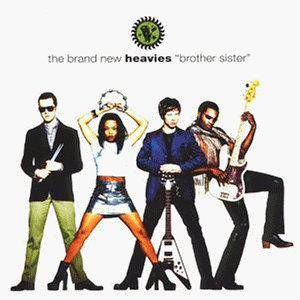 Cover - Brand New Heavies, The: Brother Sister