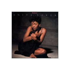 Anita Baker: Rapture - Cover