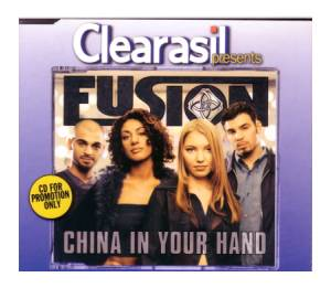 Fusion: China In Your Hand - Cover