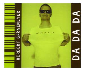 Herbert Grönemeyer: Da Da Da (Single-CD) - Bild 1