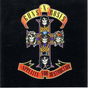 Cover - Guns N' Roses: Appetite For Destruction