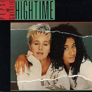 Cover - Pepsi & Shirlie: Hightime