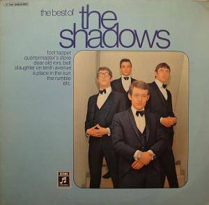 The Shadows: Best Of The Shadows, The - Cover