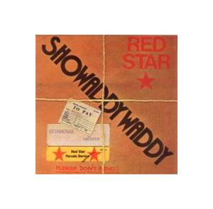 Cover - Showaddywaddy: Red Star