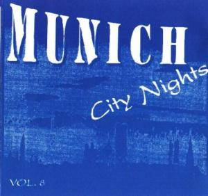 Cover - Saracen: Munich City Nights Vol. 08