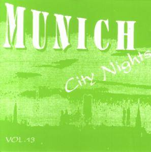Cover - Van Stephenson: Munich City Nights Vol. 13