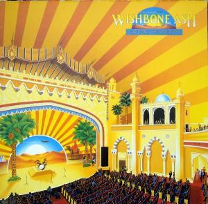 Wishbone Ash: Live Dates Volume Two - Cover