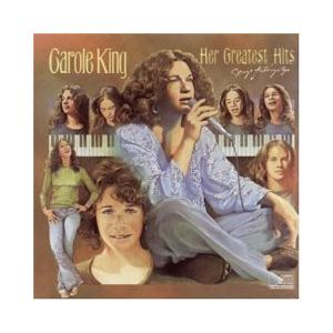 Carole King: Her Greatest Hits (Songs Of Long Ago) - Cover