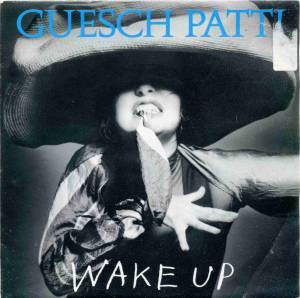 Cover - Guesch Patti: Wake Up