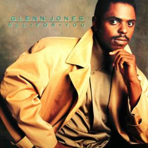 Cover - Glenn Jones: All For You