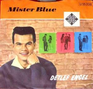 Cover - Detlef Engel: Mister Blue