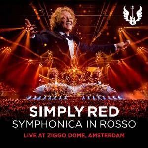 Cover - Simply Red: Symphonica In Rosso