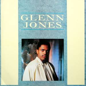 Cover - Glenn Jones: Glenn Jones