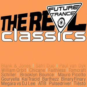 Cover - Vincent de Moor: Future Trance The Real Classics