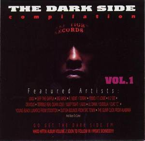 The Dark Side Compilation Vol. 1 (CD) - Bild 1