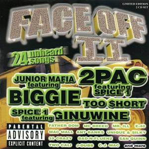 Cell Block Compilation II - Face/Off (2-CD) - Bild 1