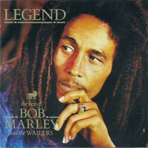 Bob Marley & The Wailers: Legend - The Best Of Bob Marley And The Wailers (CD) - Bild 1