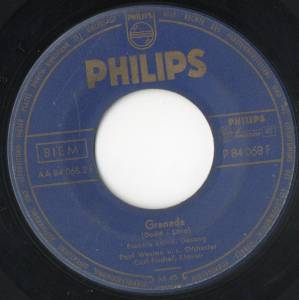 "Frankie Laine: Answer Me (7"") - Bild 2"