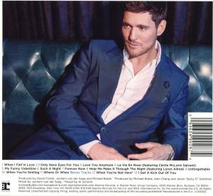 Michael Bublé: Love (CD) - Bild 2