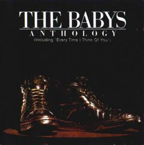 Cover - Babys, The: Babys Anthology, The
