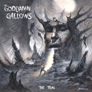 The Goddamn Gallows: The Trial (CD) - Bild 1