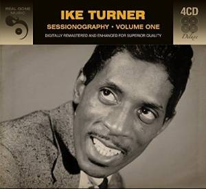 Cover - Bobby Bland: Ike Turner Sessionography - Volume One