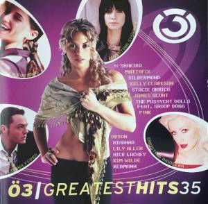 Cover - Shakira & Wyclef Jean: Ö3 Greatest Hits 35