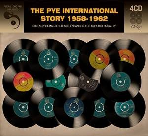 Cover - Edsels, The: Pye International Story 1958-1962, The