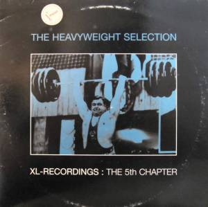 Cover - Head-On: XL-Recordings: The 5th Chapter - The Heavyweight