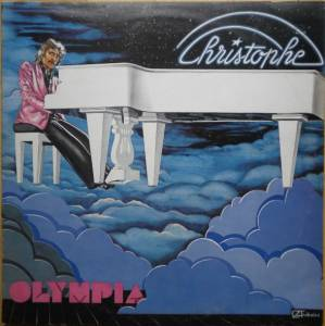 Cover - Christophe: Olympia