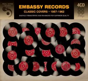 Cover - Maureen Evans: Embassy Records - Classic Covers - 1957-1962