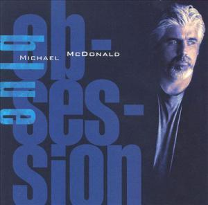 Michael McDonald: Blue Obsession - Cover