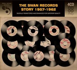Cover - Lee Andrews & The Hearts: Swan Records Story 1957-1962, The
