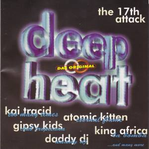 Cover - DJ Jean: Deep Heat - The 17th Attack