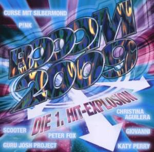 Cover - Scotty: Booom 2009 - Die 1. Hit-Explosion