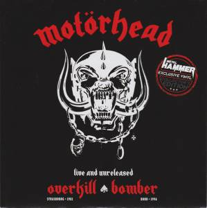 "Motörhead: Live And Unreleased - Overkill & Bomber (7"") - Bild 1"