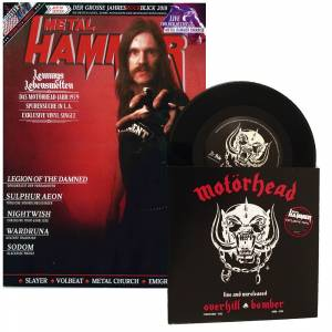 "Motörhead: Live And Unreleased - Overkill & Bomber (7"") - Bild 2"